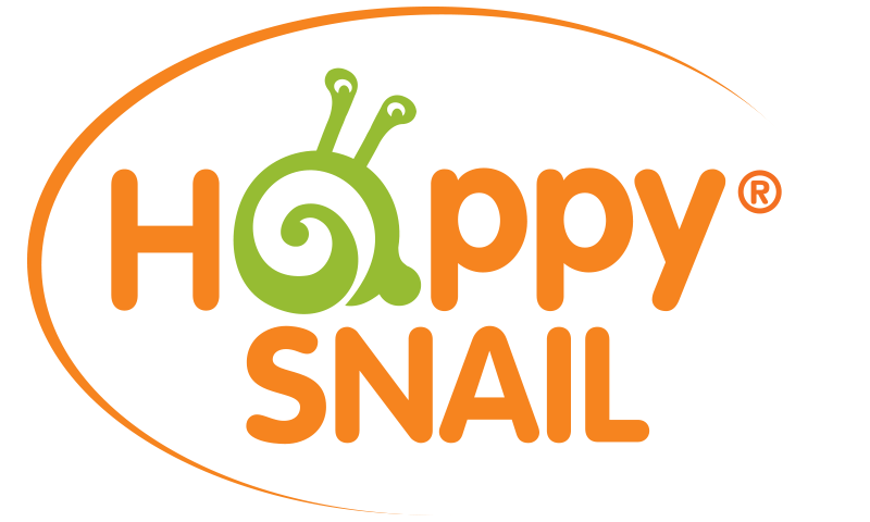 Спонсор конкурса «Заезд в ходунках!» - HAPPY SNAIL