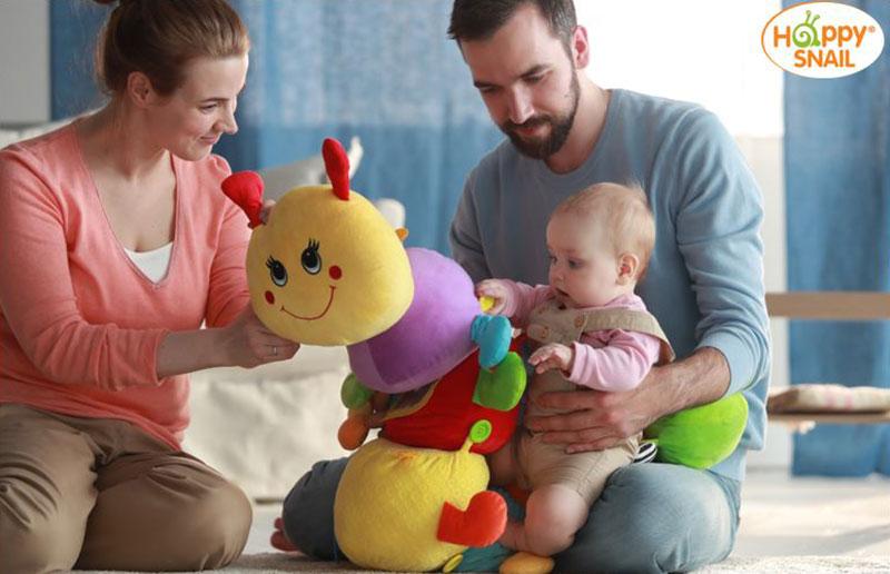 Развивающие игрушки для новорожденных и детей раннего возраста Happy Snail — партнёр WANEXPO весна 2018