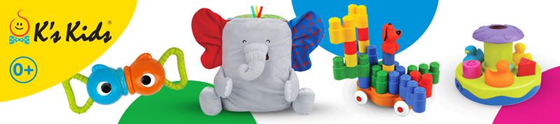 K's Kids @ WANEXPO — бренд развивающих игрушек, покоряющий сердца родителей и детей!
