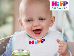 HiPP примет участие в Фестивале беременных и младенцев WANEXPO
